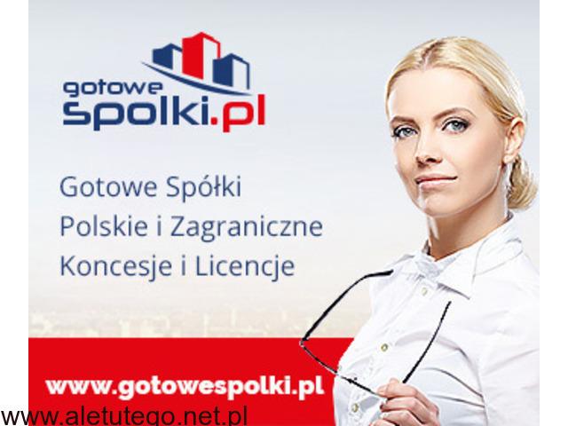 GOTOWA SPÓŁKA W CZECHACH, NIEMIECKA, W ANGLII 603557777 / Gotowe Fundacje ŁOTEWSKIE, BUŁGARSKIE, SŁO